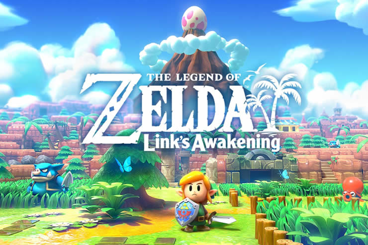 The Legend of Zelda: Link's Awakening –  …