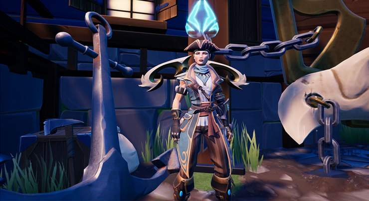 Dauntless Update 0.9.0