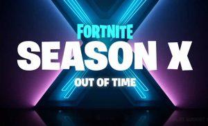 Fortnite Season 10 Patch 1.30
