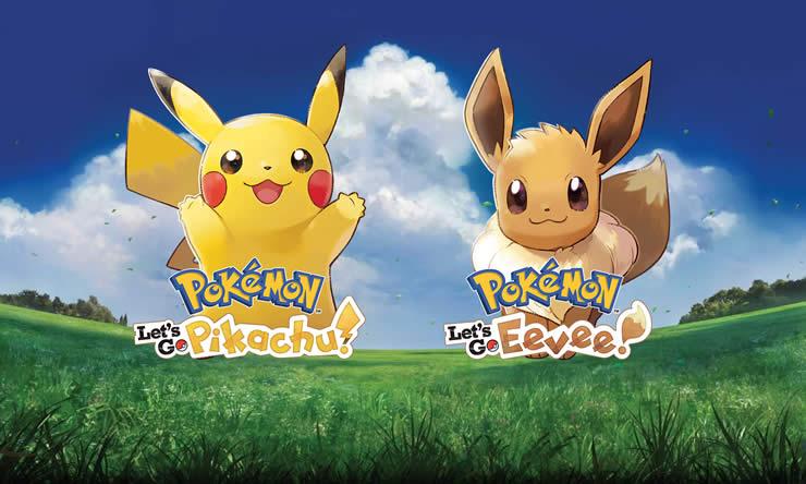 Pokemon Let's Go Pikachu Patch Notes 1.0.2 – Eevee Update