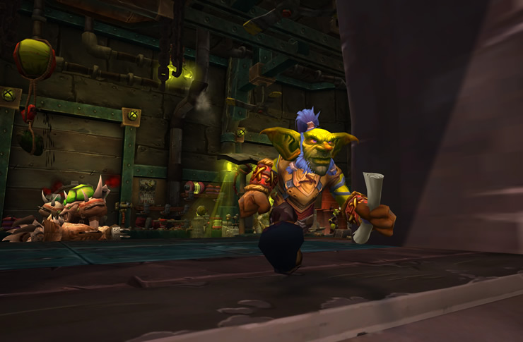 World of Warcraft Hotfix Updates