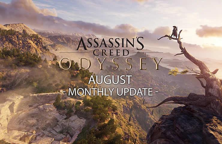 AC Odyssey Update 1.5