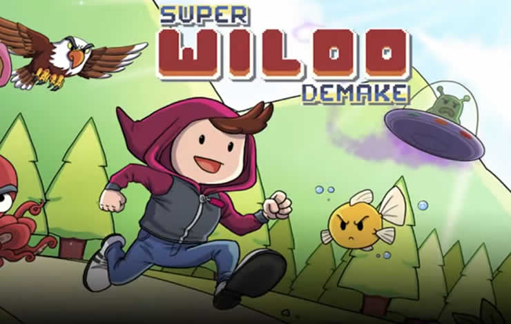 Super Wiloo Demake: Trophäen Trophies Leitfaden