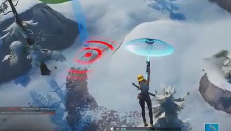Fortnite Bullseye