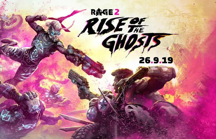Rage 2 Ghosts DLC