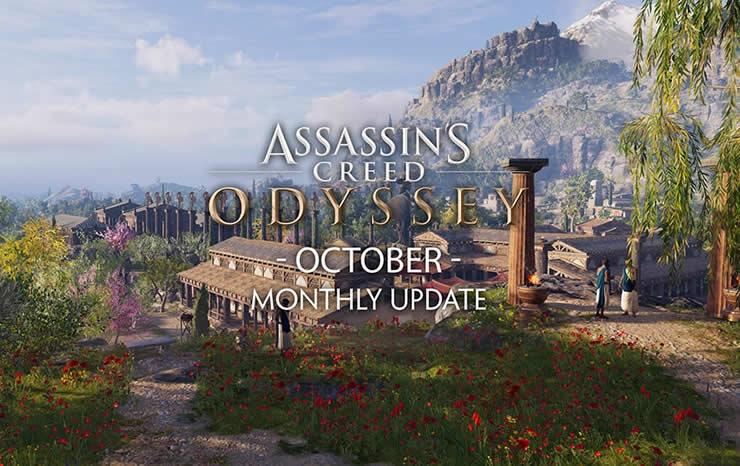 AC Odyssey Update 1.5.1