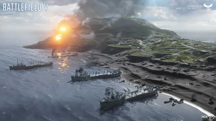 Battlefield 5 Patch 1.27