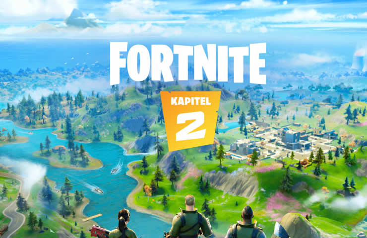 Fortnite Kapitel 2 Patch 2.48