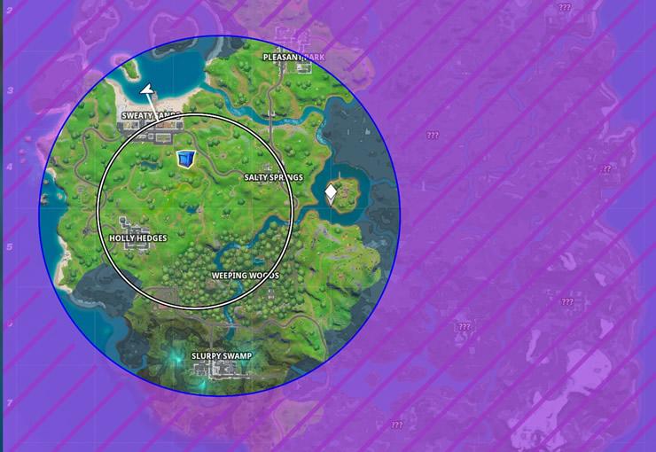 Fortnite Neue Welt Kapitel 2 Karte