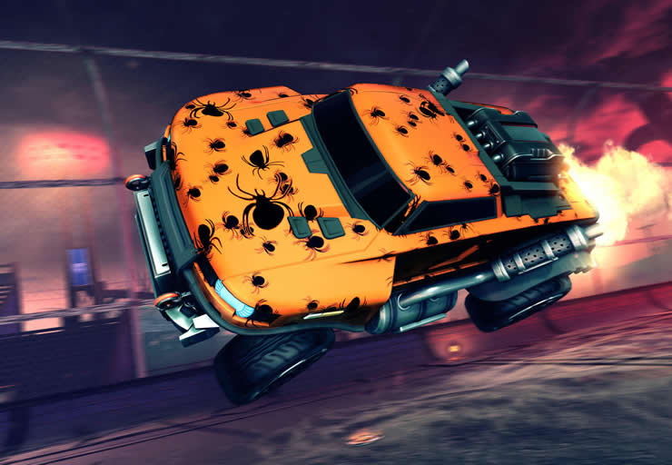 Rocket League patch 1.69