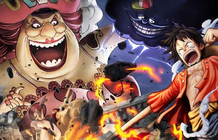 One Piece Pirate Warriors 4 – Alle Charaktere und Bedingungen