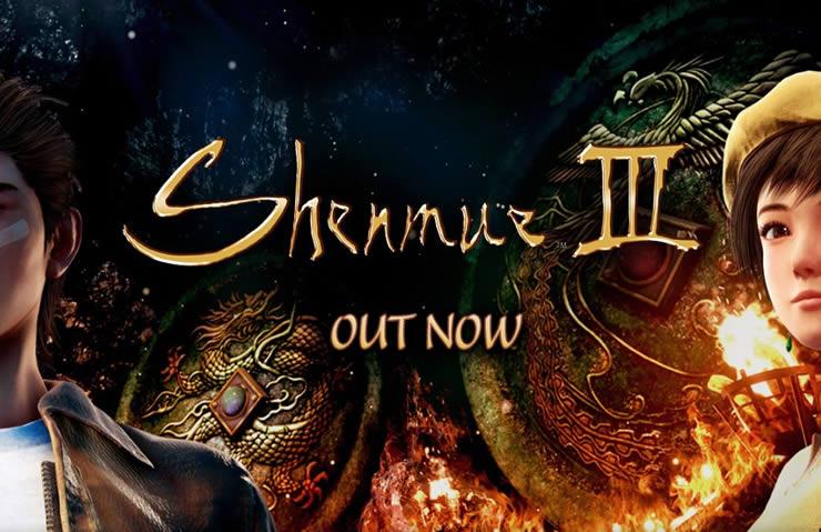 Shenmue 3 update 1.05