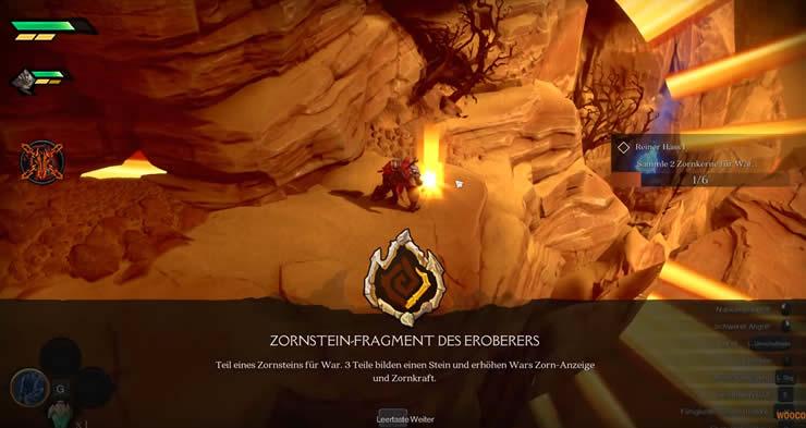 Darksiders Genesis Zornstein Fragment