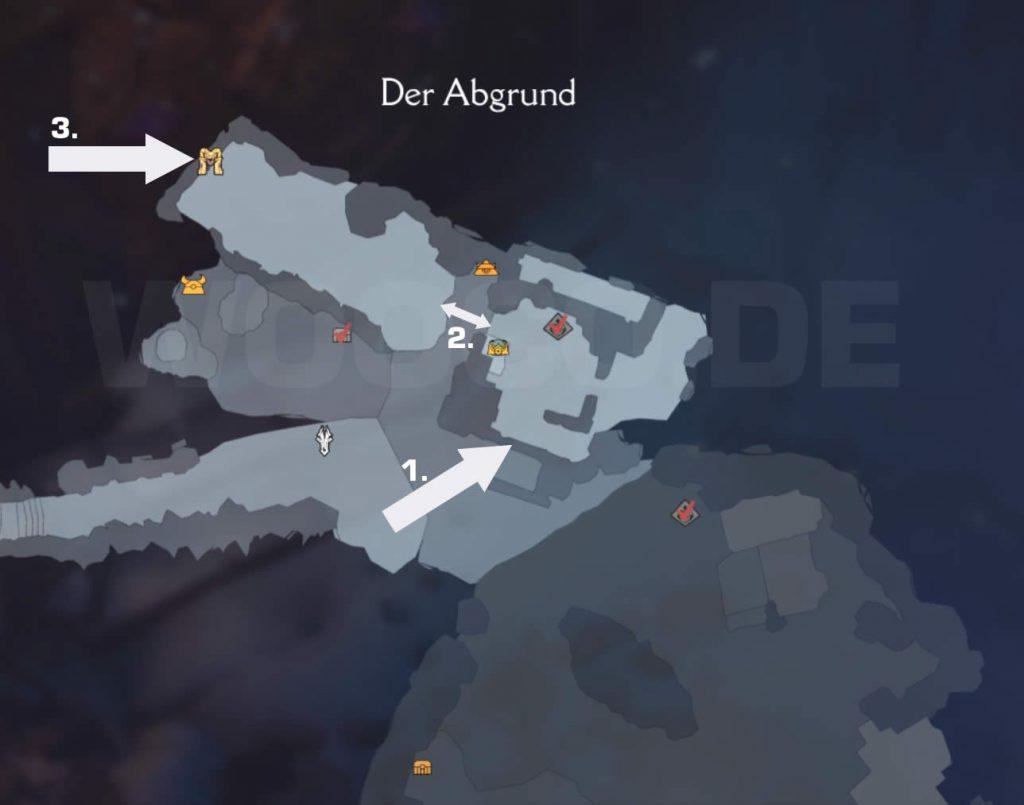 Darksiders Genesis Tricktür Kapitel 4