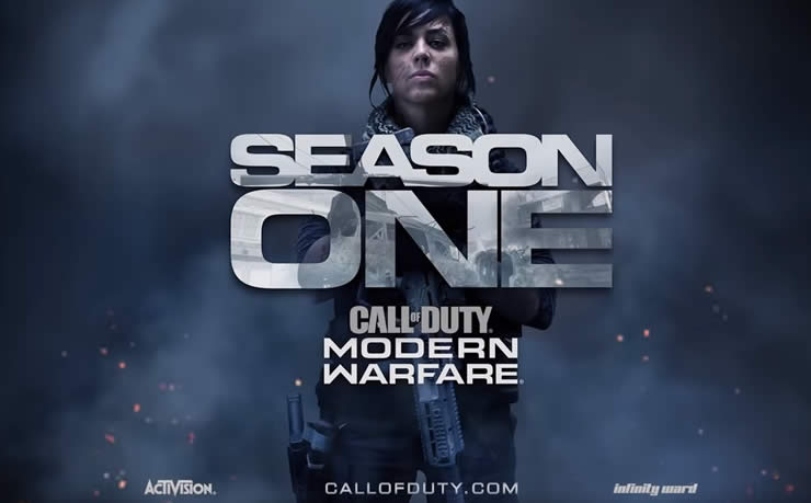 Modern Warfare Season 1