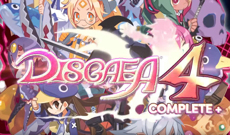 Disgaea 4 Complete+ Update 1.10 Patch Notes