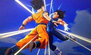 Dragon Ball Z Kakarot Update 1.02