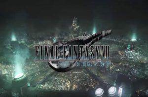 FFVII Remake Demo