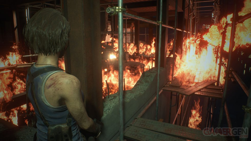 Resi 3 Remake Screenshot