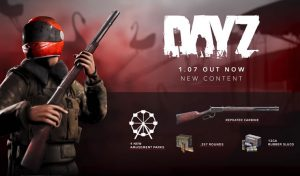 DayZ Update 1.07 - Patch 1.12