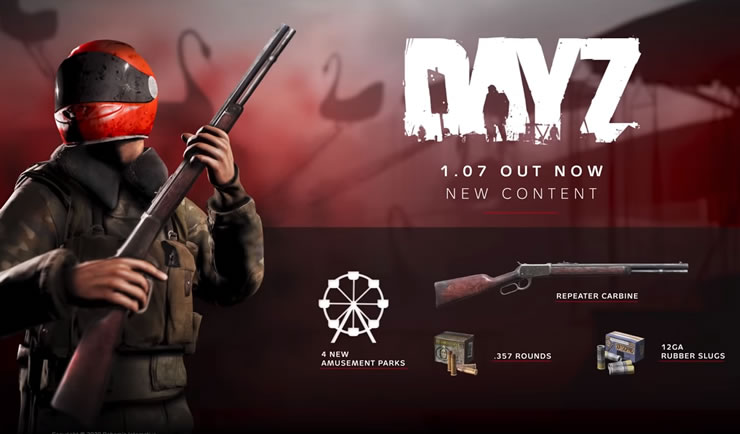 DayZ Update 1.07 - Patch 1.12