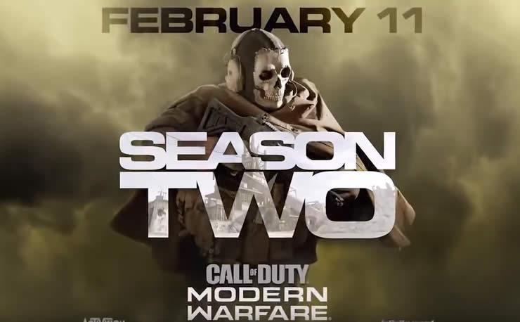 Modern Warfare Update 1.14 Season 2