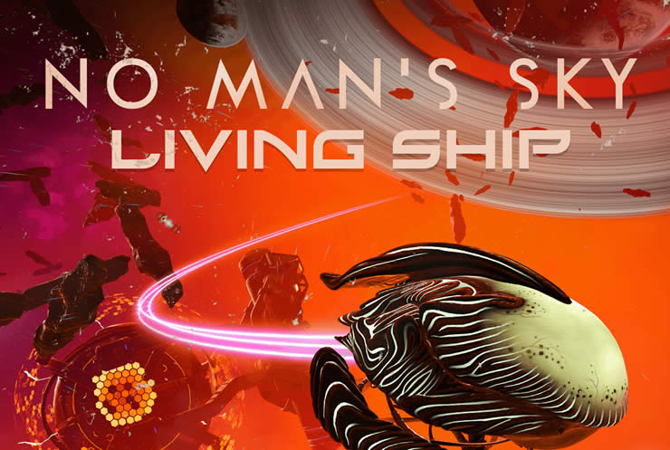 No Man's Sky Living Ship Update