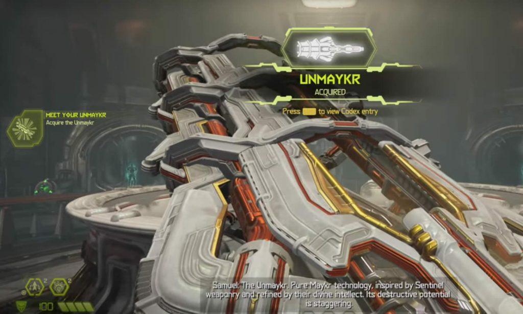 Doom Unmaykr