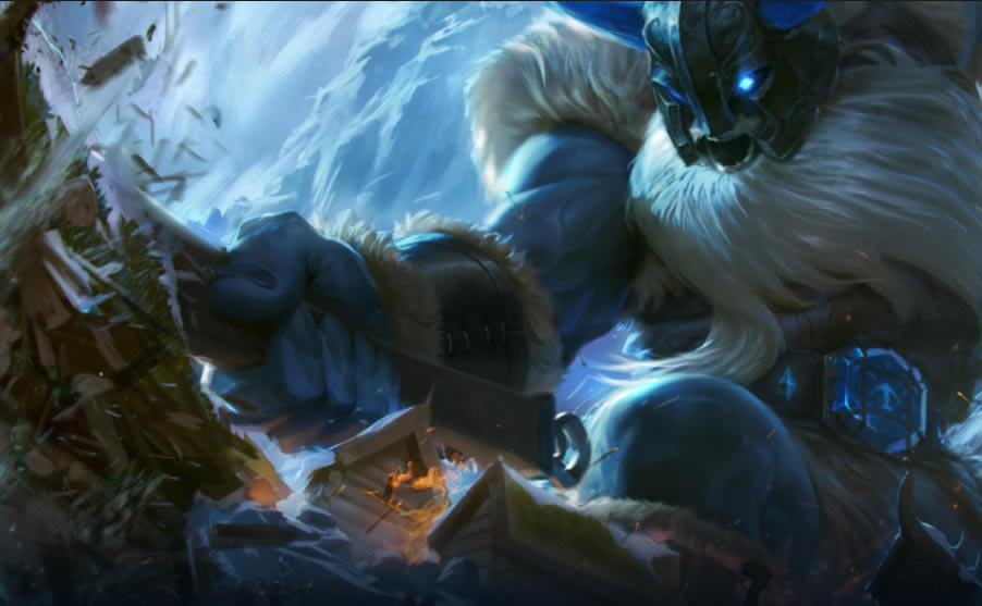 League of Legends Update 10.4