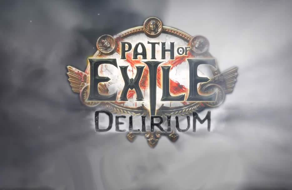 Path of Exile Update 1.40 - Delirium