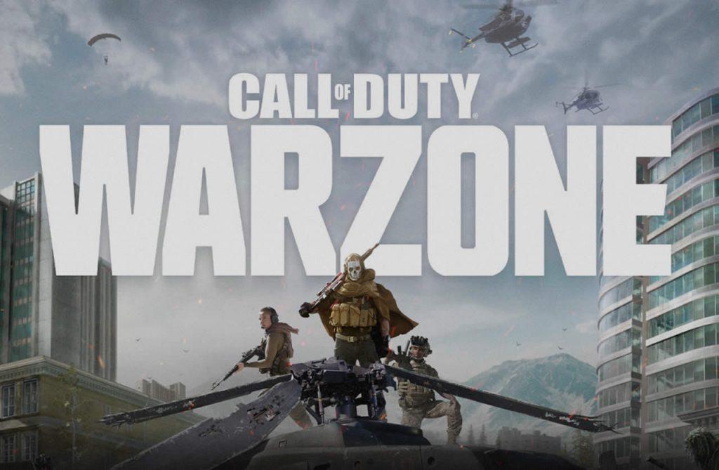 Warzone Battle Royle
