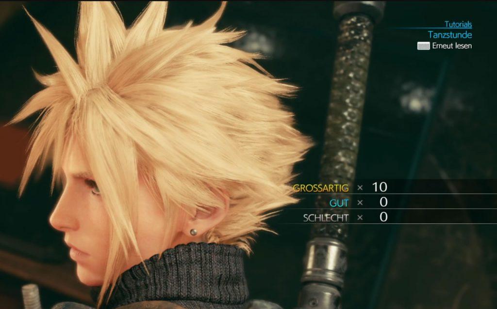 Final Fantasy 7 Disc 17