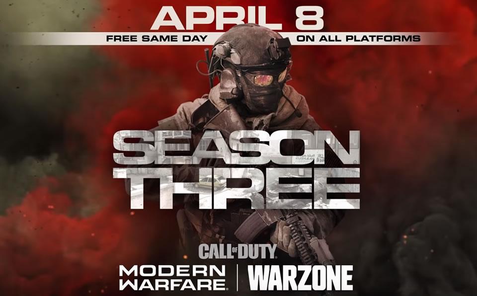 Modern Warfare Warzone Season 3 Trailer