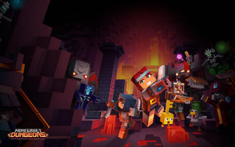 Minecraft Dungeons Trophäen
