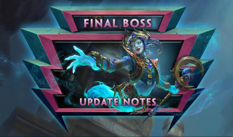 SMITE Update 11.41