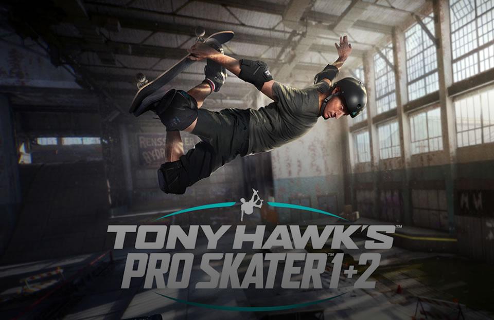 Tony Hawks Pro Skater 1.07