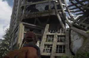 Last of Us 2 Westlake Bank