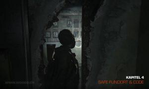 Last of us 2 Safe Code 01