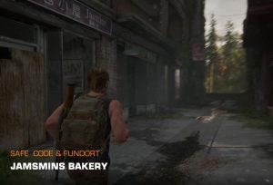 Jasmins Bakery Safe Code