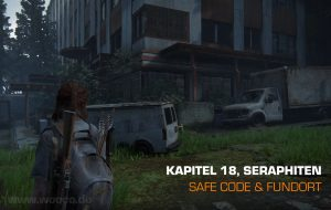 TLOU2 Seraphiten Safe