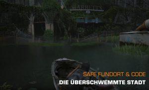 Tlou2 Safe Überschwemmte Stadt