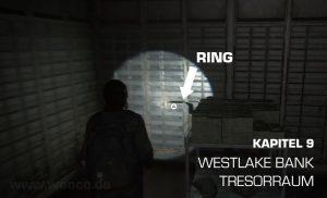 Weslake Bank Tresorraum