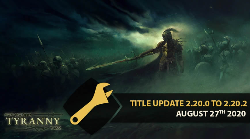 for honor patch 2.22