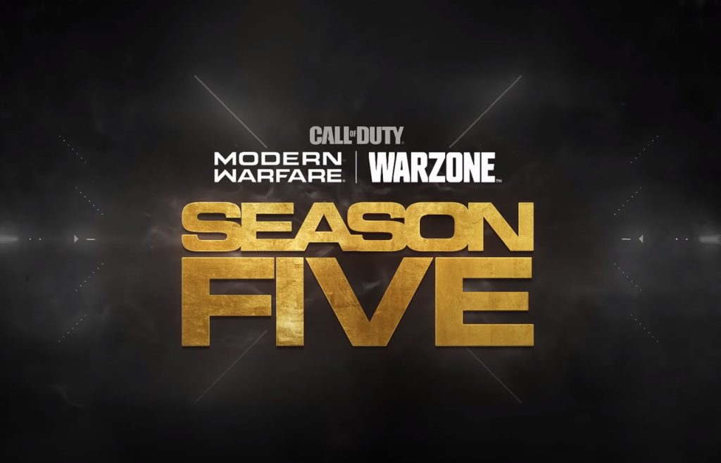 MW Warzone S5 Update 5. september