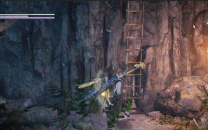 Nioh 2 DLC Hot Spring Map