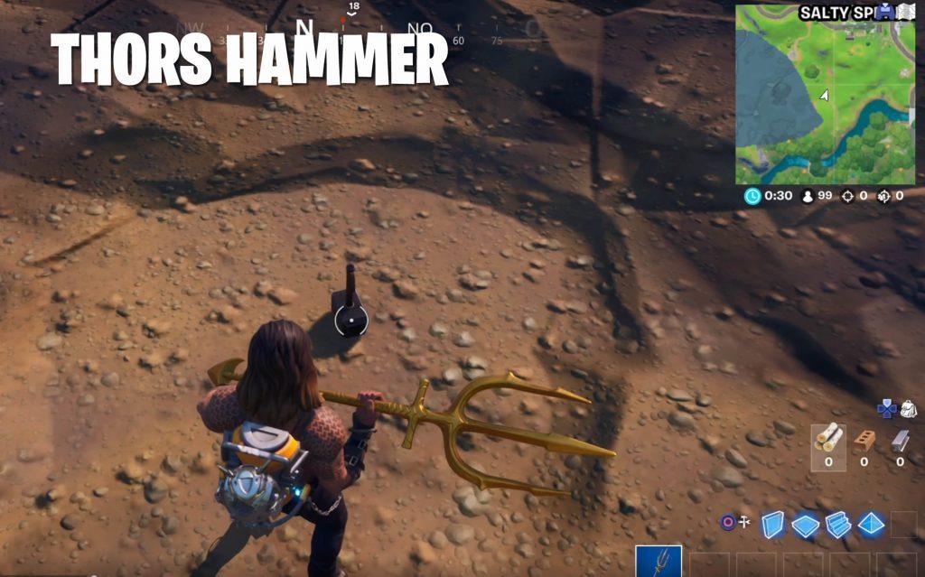Thors Hammer - Season 4 Fortnite