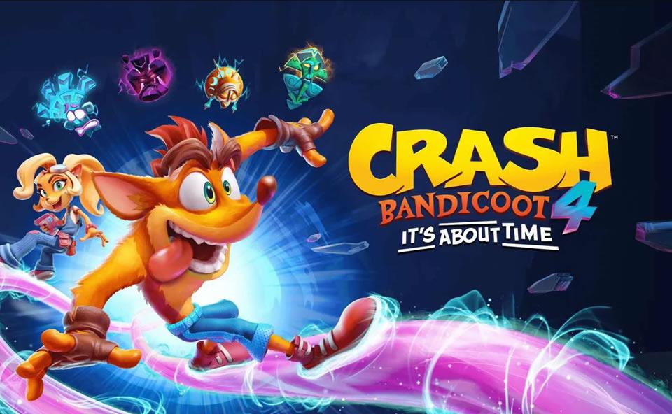 Crash Bandicoot 4 Patch 1.02