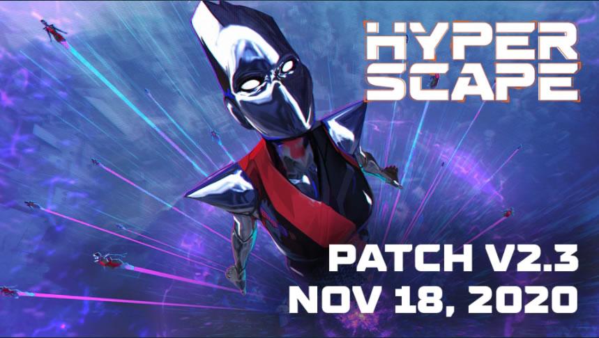 Hyper Scape 2.3