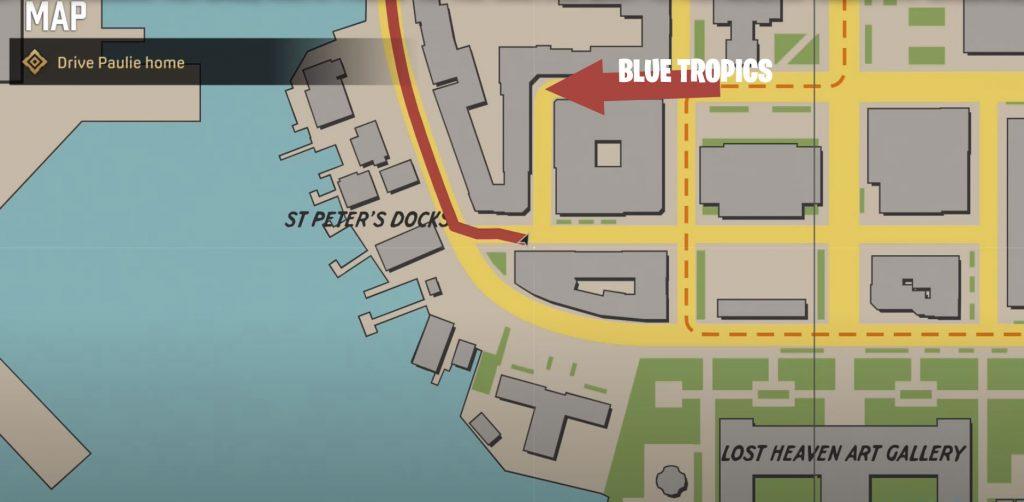 Mafia 1 Platz der Schande Map