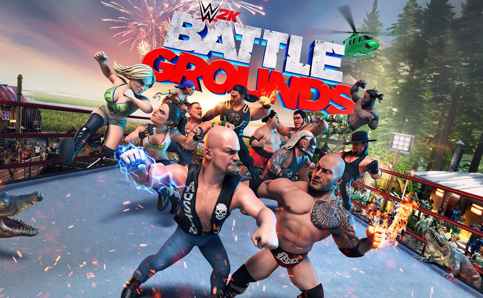 WWE 2K Battlegrounds Trophäen